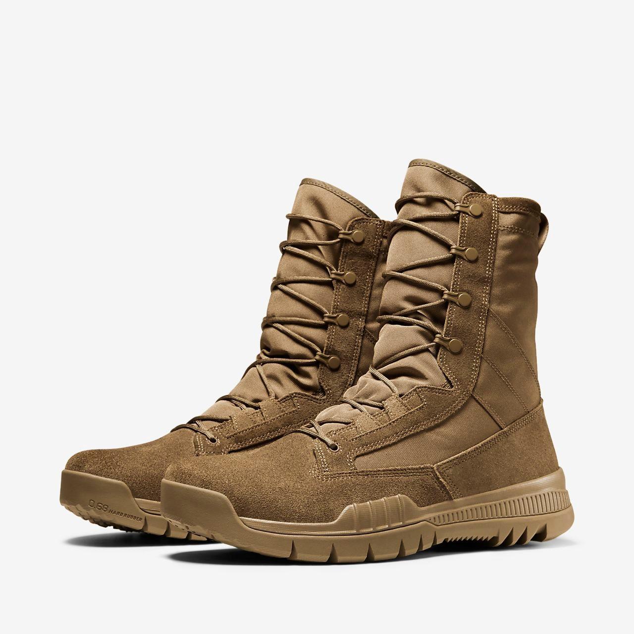 "Nike SFB Field 8"" Leather"