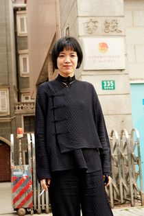 Shanghai street style – Fashion week 2018