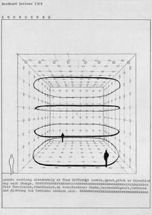 sound cube, bernhard leitner