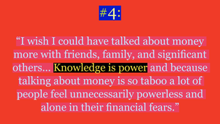 """Thing #4 from Ally-Jane Grossan's """"Five Financial Things I Wish I'd Done at Age 21"""""""