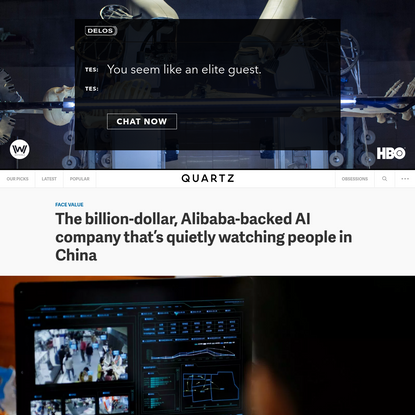 The billion-dollar, Alibaba-backed AI company that's quietly watching everyone in China