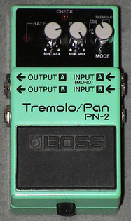 BOSS PN-2 Tremolo/Pan