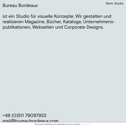 Bureau Bordeaux