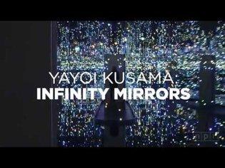 Yayoi Kusama: Infinity Mirrors | Arts | NPR