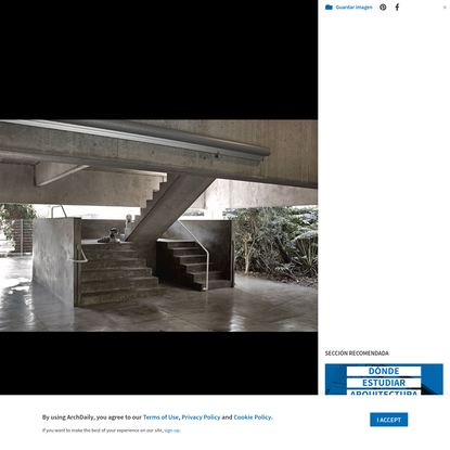 Galería de Clásicos de Arquitectura: Casa Gerassi / Paulo Mendes da Rocha - 1