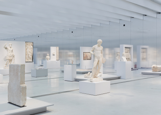 Musée du Louvre–Lens (designed by SANAA and Imrey Culbert, opened 2012)
