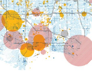 Los Angeles pollution data visualization