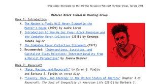 Radical Black Feminism Syllabus