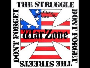 Warzone - Dont Forget The Struggle, Dont Forget The Streets - 1987 (FULL ALBUM)
