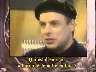 Brian Eno - Ron Arad interview, Encounter documentary, 1993