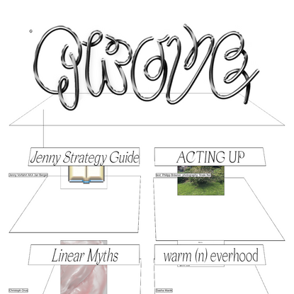 Website for GROVE Journal | Home