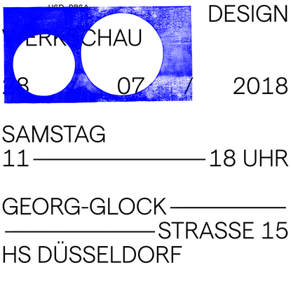 Werkschau 2018 HSD
