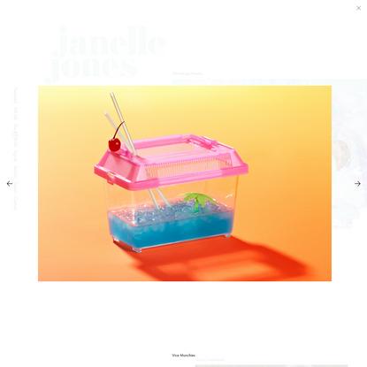 Janelle Jones   Food Drink