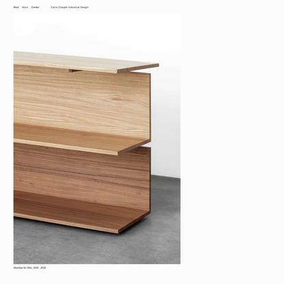 Carlo Clopath Industrial Design
