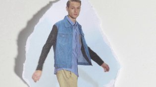 Yigal Azrouël Men's Spring 2012 Collection Fashion Video
