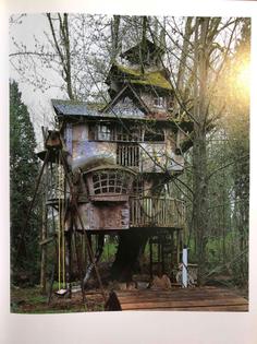 Redmond Treehouse in WA