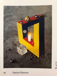 """Impossible Object // Bruno Ernst // """"mixed illusions"""""""