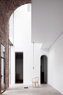 Sydney home (designed by Renato D'Ettorre Architects)