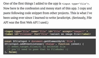 code snippets forever