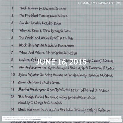 June 16, 2015
