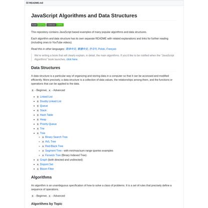 trekhleb/javascript-algorithms