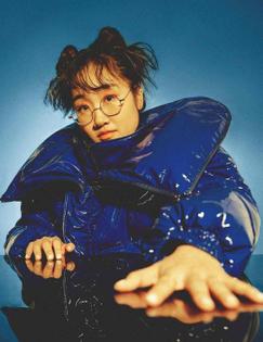 Yaeji for Dazed Korea