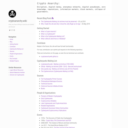 cryptoanarchy.wiki