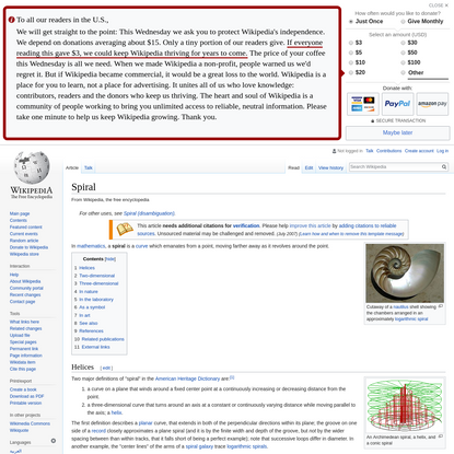 Spiral - Wikipedia