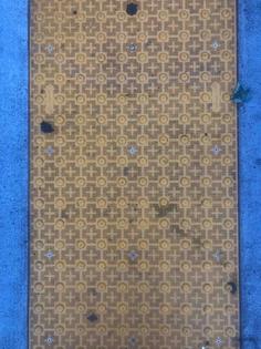 Tactile/Haptic Crosswalk Sign