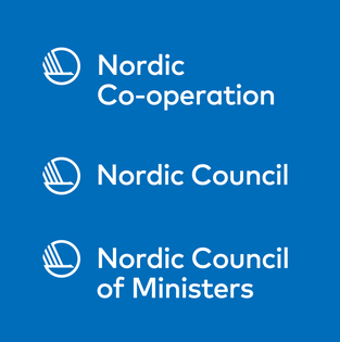 Nordic Co-operation identity (designed by Kontrapunkt)