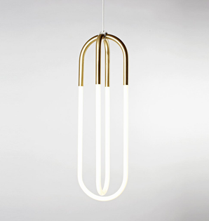 Rudi lamp (designed by Lukas Peet for Roll & Hill)