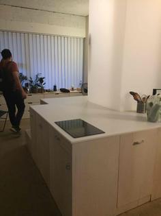 Kitchen/bathroom/office
