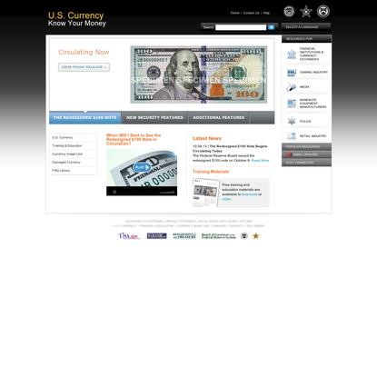 Anti-Counterfeiting Measures of Money
