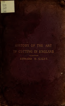 The History of the Art of Cutting
