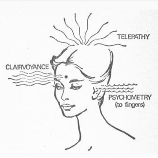 Clairvoyance Telepathy Psychometry (to fingers) from You - Forever (1965)