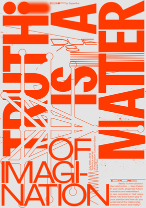 Truth is a Matter of Imagination, by Superflux [.pdf]