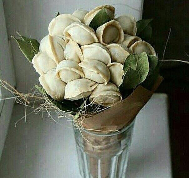 Pelmeni Bouquet