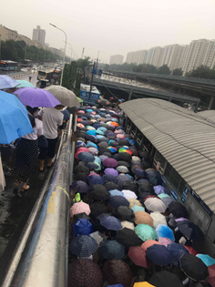 Beijing Commute