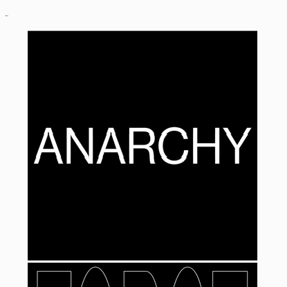 choco-joint: ANARCHY I envision the fut...