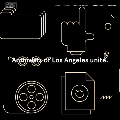 Los Angeles Archivists Collective |