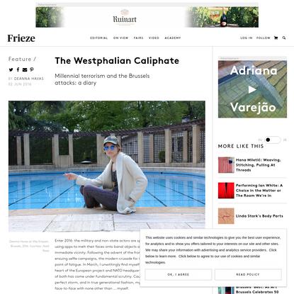 The Westphalian Caliphate