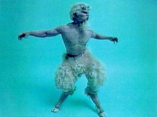 Matthew Barney - Drawing Restraint 7, 1993