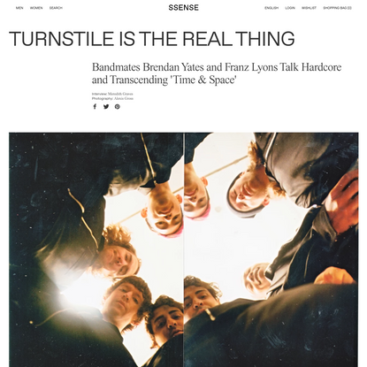 Turnstile Is the Real Thing