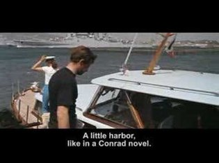 Pierrot le fou Trailer (Jean-Luc Godard, 1965) - Subtitled