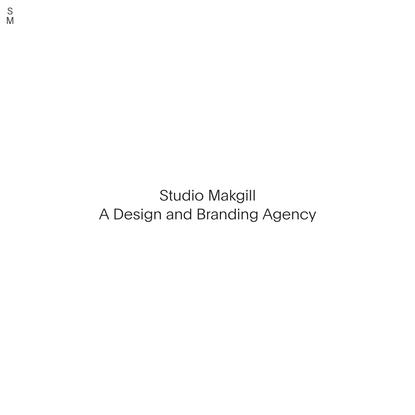 Studio Makgill - Design and Branding - Brighton, UK