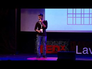 The Evolution of a Font | Shiva Nallaperumal | TEDxLavelleRoad