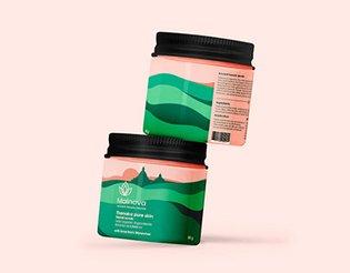 Malnova - Branding & Package design