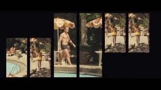 "SPLIT-SCREEN OSS RIO ""THE POOL SCENE"" 2009"
