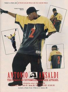 ANTONIO ANSALDI
