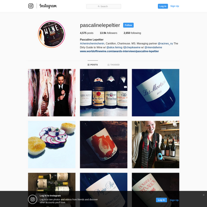 Pascaline Lepeltier (@pascalinelepeltier) * Instagram photos and videos